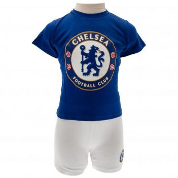 Chelsea FC Baby Shirt & Short Set - 3-6 Months